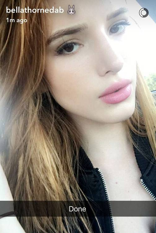 STYLECASTER | Bella Thorne Tattoos