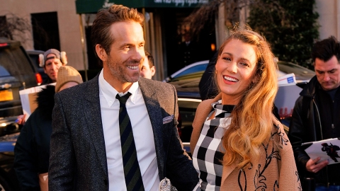 Ryan Reynolds Just Burned Blake Lively So Good For Trolling His Hair | StyleCaster