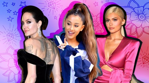 Celebrities Who Have Covered Tattoos Gotten in Honor of Their Exes | StyleCaster