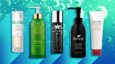Clarifying Cleansers for Tackling Breakouts and Heavy Makeup | StyleCaster