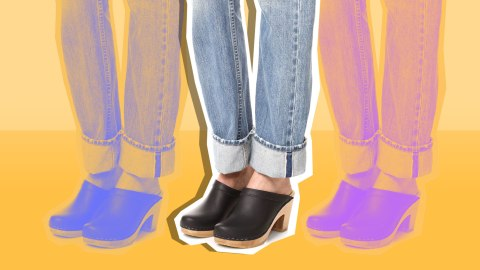 Clogs Are the Surprising Shoe No Cold-Weather Wardrobe Is Complete Without | StyleCaster