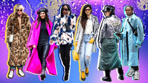How to Wear and Shop for Statement Outerwear—the Street Style Way | StyleCaster