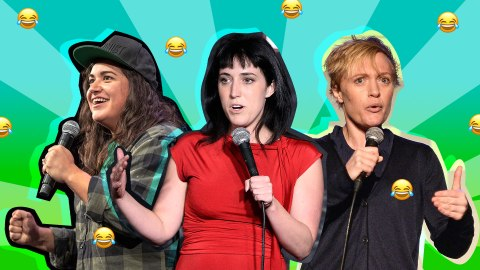 13 Female Comedians on the Rise Who Will Make You Cry Laughing | StyleCaster