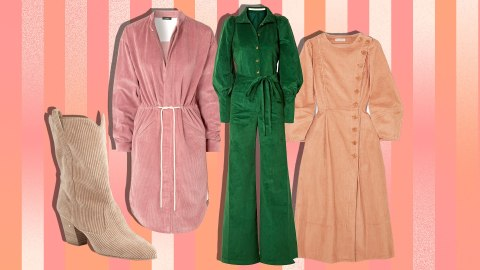 21 Corduroy Pieces That Will Keep Your Cold-Weather Wardrobe Cozy and On Trend | StyleCaster