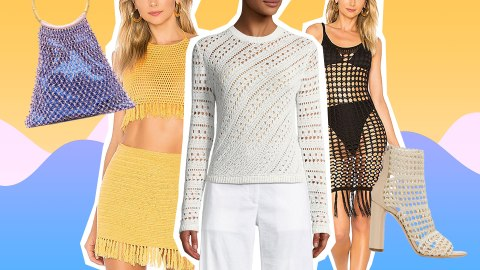 Crochet Is the Must-Have Textile Your 2019 Resort Wardrobe Needs | StyleCaster