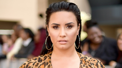 So This Is How Demi Lovato Gets Glowing Skin   StyleCaster