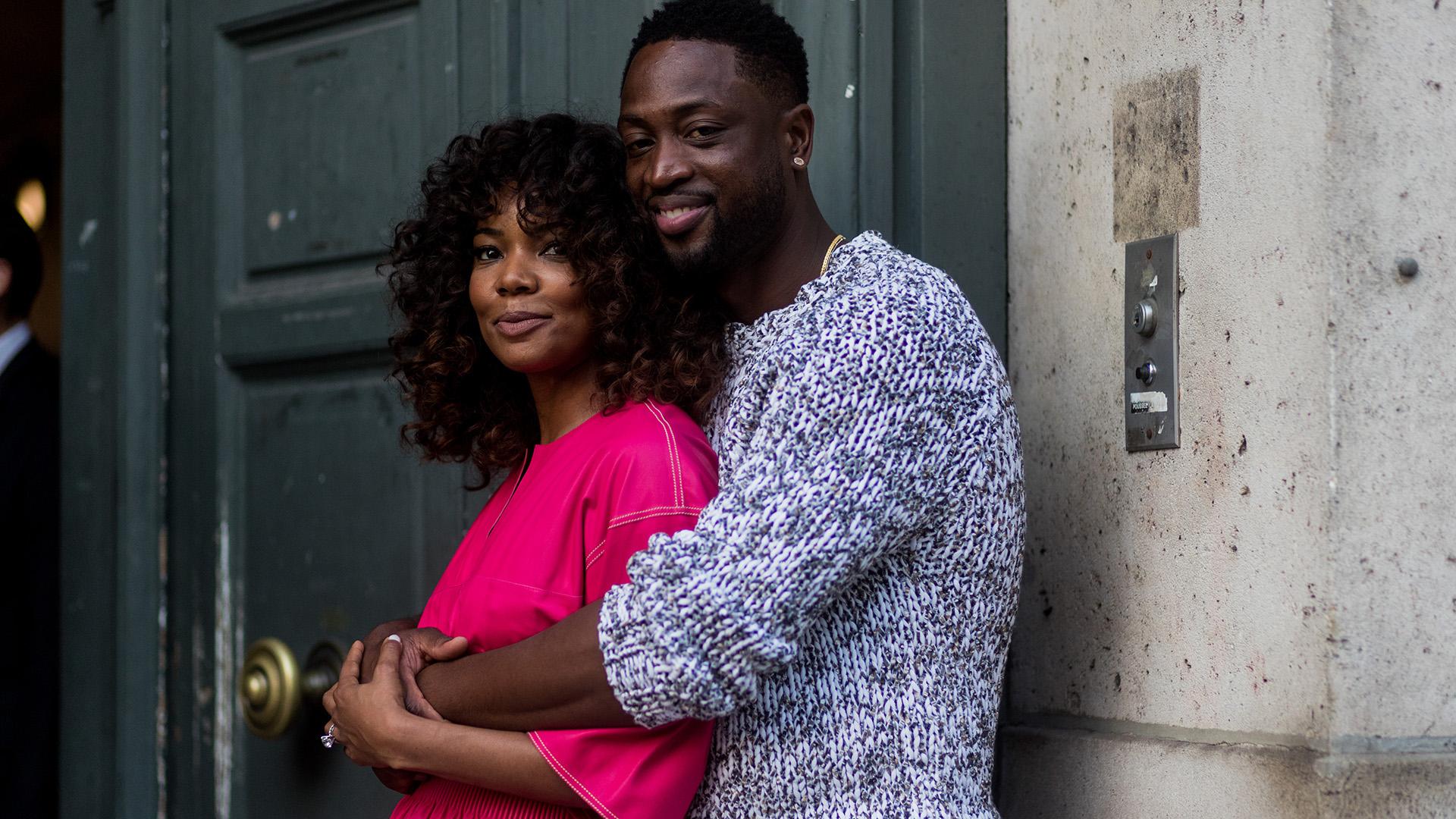 Dwyane Wade and Gabrielle Union Newborn Baby