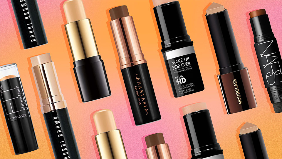 17 Top-Rated Stick Foundations for Mess-Free Application That Takes Seconds