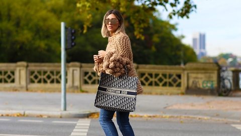 Popcorn Sweaters Are Here to Make Your Cold-Weather Wardrobe Even Cozier | StyleCaster