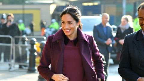 Meghan Markle and Kate Middleton Make the Case for All Burgundy Everything | StyleCaster
