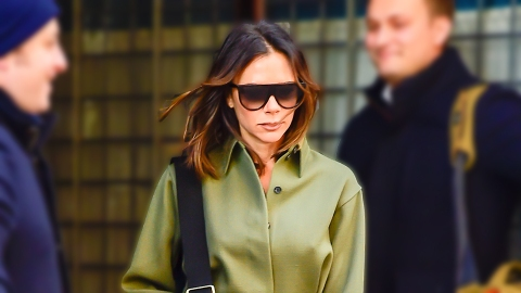 BRB, Stealing Every Outfit Victoria Beckham Wore This Week | StyleCaster