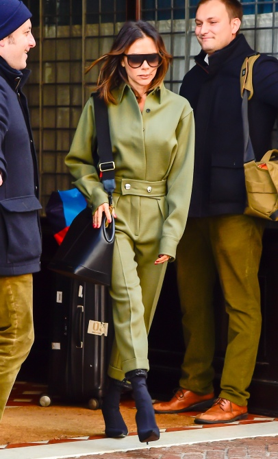 gettyimages 1065731902 BRB, Stealing Every Outfit Victoria Beckham Wore This Week