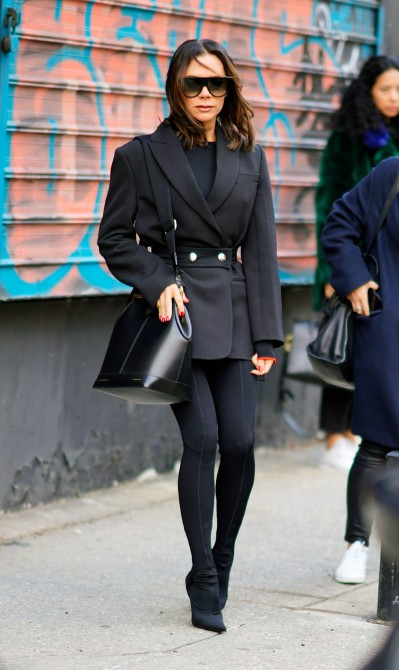 gettyimages 1066577066 BRB, Stealing Every Outfit Victoria Beckham Wore This Week