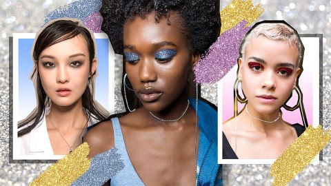 Glitter Eye Makeup Products That Will Actually Stay Put | StyleCaster
