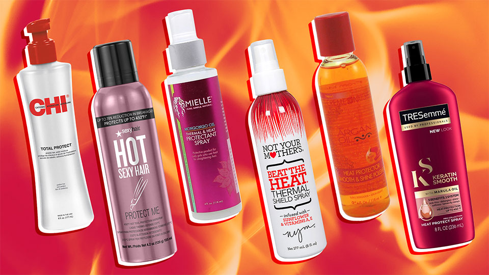 20 Under-$20 Heat Protectants for Anyone Addicted to Their Flat Iron