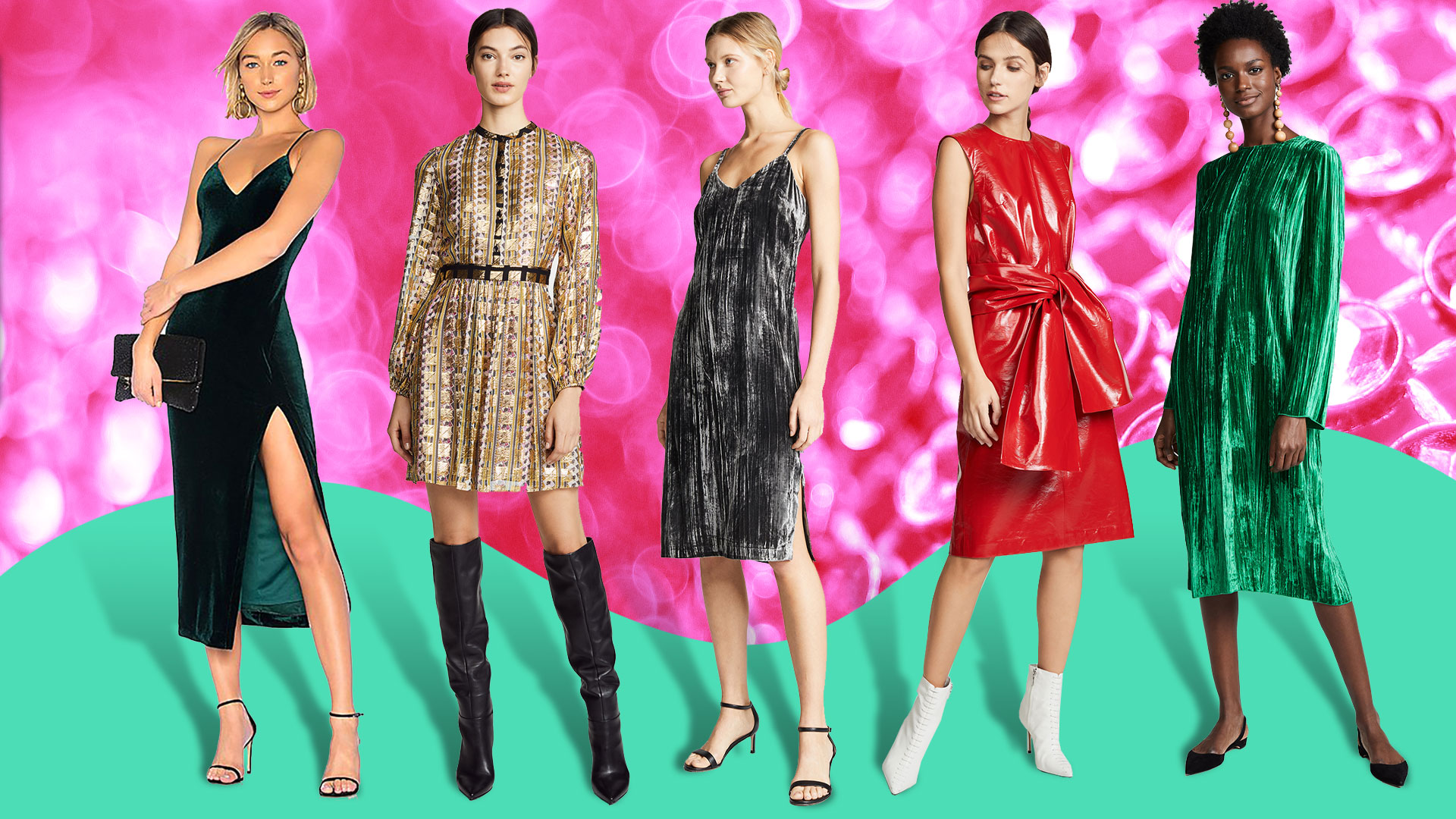 Your Everything Guide to Holiday Dresses