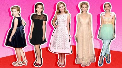 Kiernan Shipka's Fashion Evolution from 'Mad Men' to 'Sabrina'   StyleCaster
