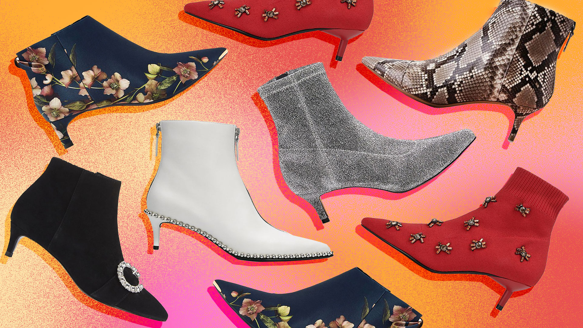 Kitten Heel Boots Are This Season's Most Underrated Shoe