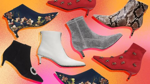 Kitten Heel Boots Are This Season's Most Underrated Shoe | StyleCaster