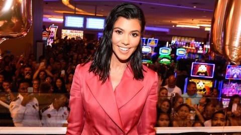 Kourtney Kardashian's Latest Poosh Campaign Bares It All —Literally   StyleCaster