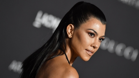 Kourtney Kardashian Was 'Surprised' Fans Reacted the Way They Did to Her Stretch Marks | StyleCaster