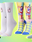 20 Pop-Culture-Themed Socks for Easy Stockings Stuffers