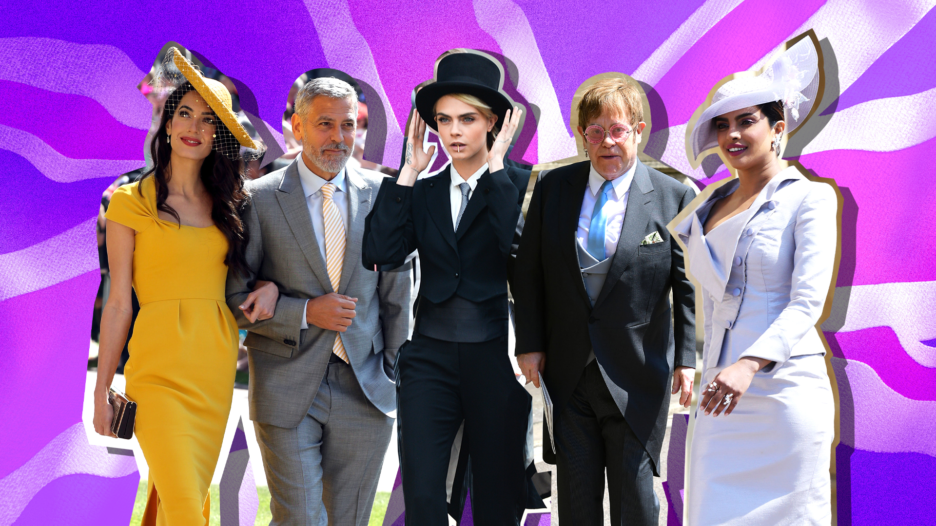 STYLECASTER | How Celebs Know the Royals