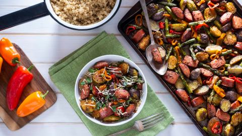 The Sheet Pan Is the Inexpensive Answer to the Instant Pot   StyleCaster