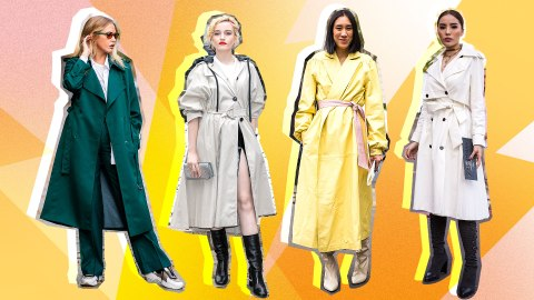 How to Wear a Trench Coat Without Looking Like a Detective | StyleCaster