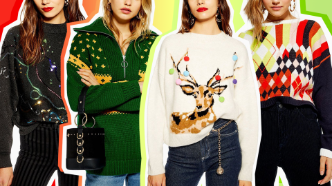 Your Definitive Guide to Ugly Christmas Sweater Shopping | StyleCaster