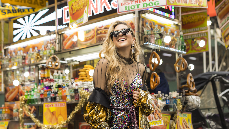 A Maximalist's Guide to New Year's Eve Sequins