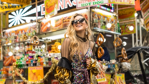A Maximalist's Guide to New Year's Eve Sequins | StyleCaster