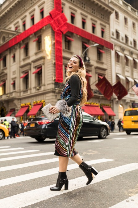 STYLECASTER | A Maximalist's Guide To NYE Sequins