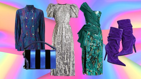 Winter Fashion Trends Mean The '80s Are Back, Baby   StyleCaster