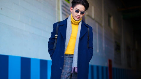 2019 Trends for Him—Chic New Looks the Man in Your Life Will Love | StyleCaster