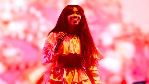 SZA Teases Photos of Her Sustainable Clothing Line on Instagram   StyleCaster