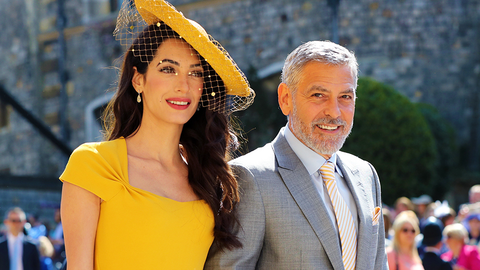 Amal Clooney's Royal Wedding Dress Is Now Officially Shoppable