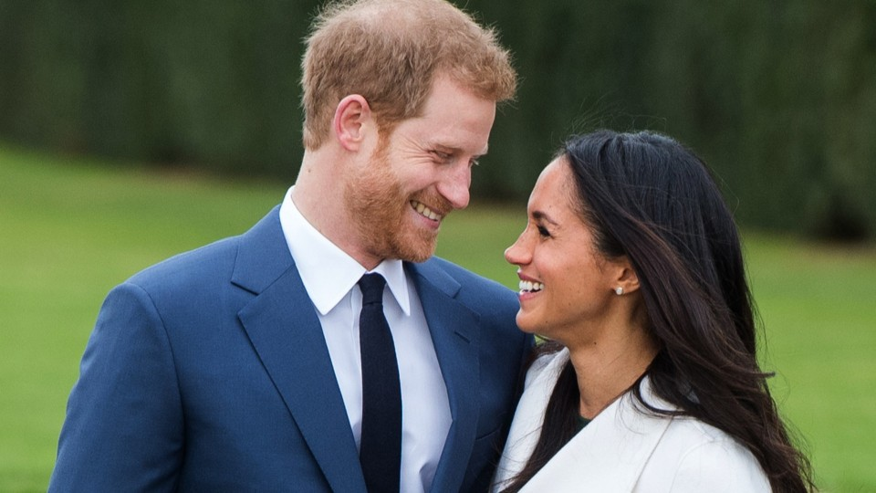 These Romantic Prince Harry & Meghan Markle Pics Are Everything | StyleCaster