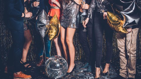6 Clutch-Size Products That Will Help You Avoid a New Year's Eve Wardrobe Malfunction | StyleCaster