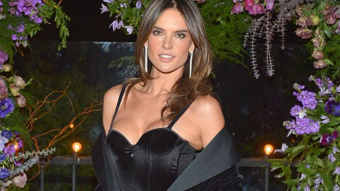 How Alessandra Ambrosio Slows Down While Traveling   StyleCaster