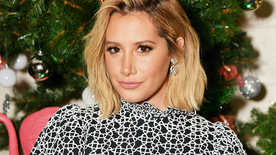 Ashley Tisdale Went For Pastel Hair & the Photos May Persuade You to Copy Her