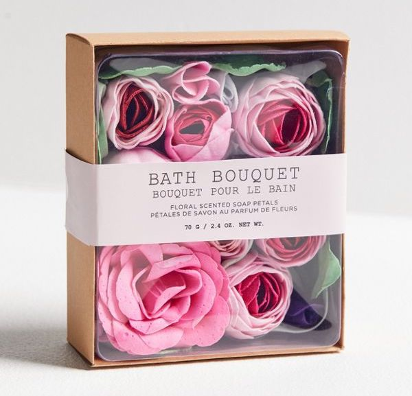Bath Bouquet Soap Petals