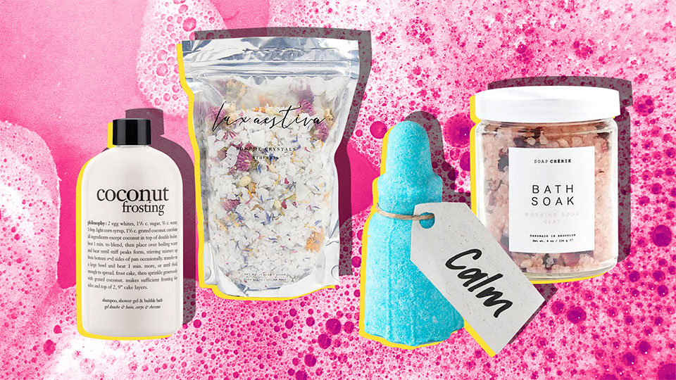 11 Products for the Perfect Bath Because It's Been a Long Day and You Deserve It