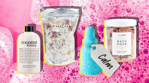 Bath Products That'll Upgrade Your Next Pampering Sesh | StyleCaster