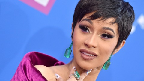 Thanks to Cardi B, Sock Sneakers Were More Popular Than Ever in 2018   StyleCaster