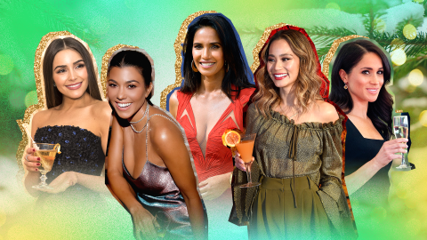 11 Celebrity Holiday Cocktail Recipes to Try This Year | StyleCaster