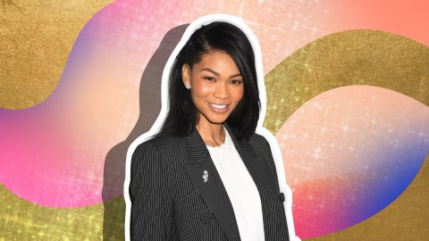 Why Chanel Iman Isn't in a 'Rush' to Lose Her Baby Weight as a Model | StyleCaster