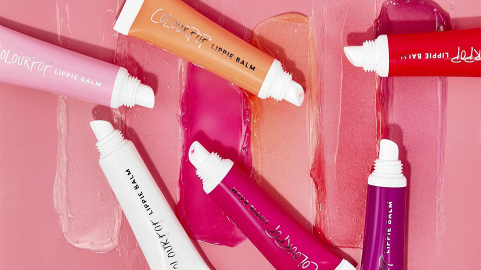 ColourPop's New Lip Care Products Are Just What Our Winter Pout Needs