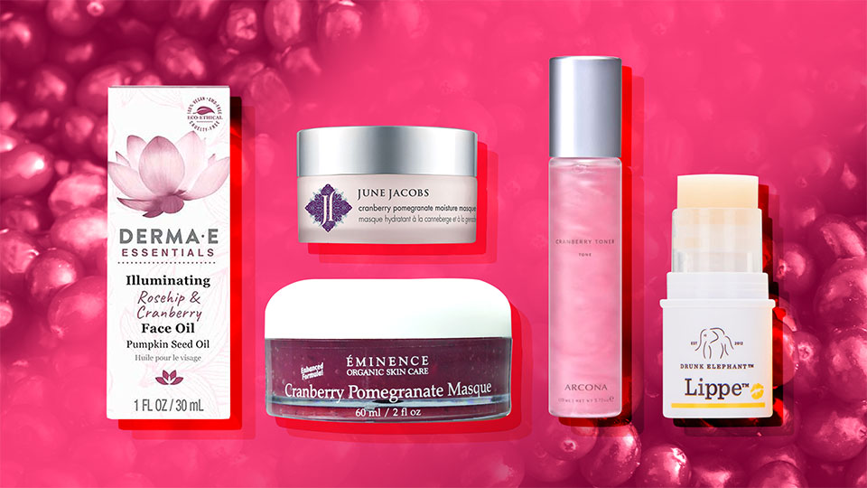 Cranberry Beauty Products That Are More than a Sweet Treat for Your Skin