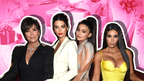 The Evolution of the Kardashian Holiday Party, from 2013 to Now | StyleCaster